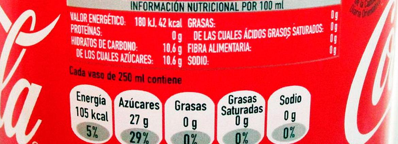 información-nutricional